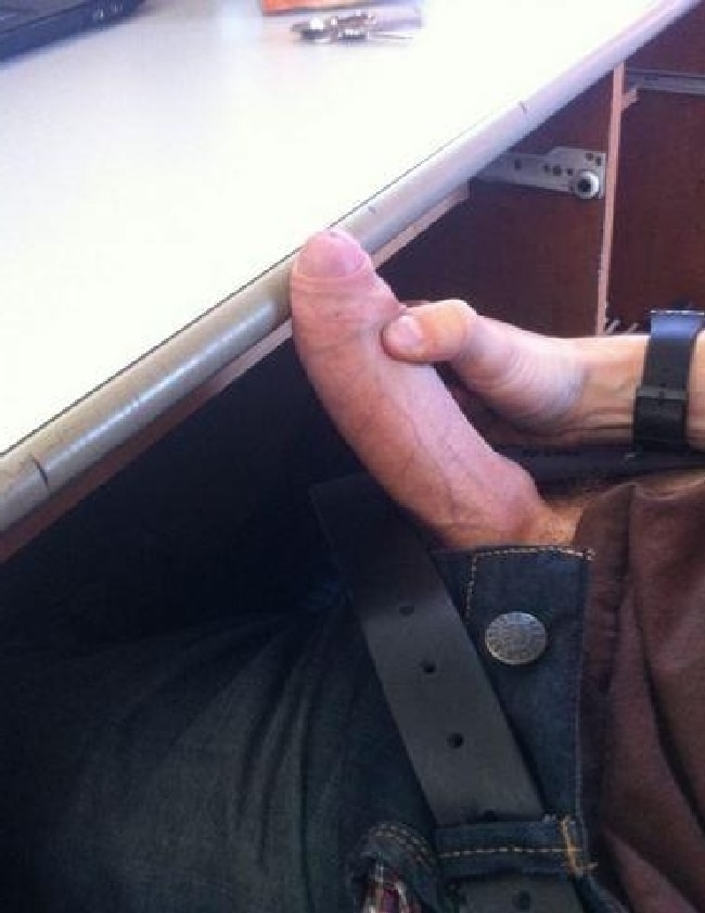 Big dick with foreskin