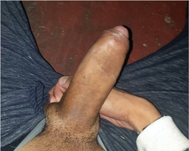 Thick Uncut Cock